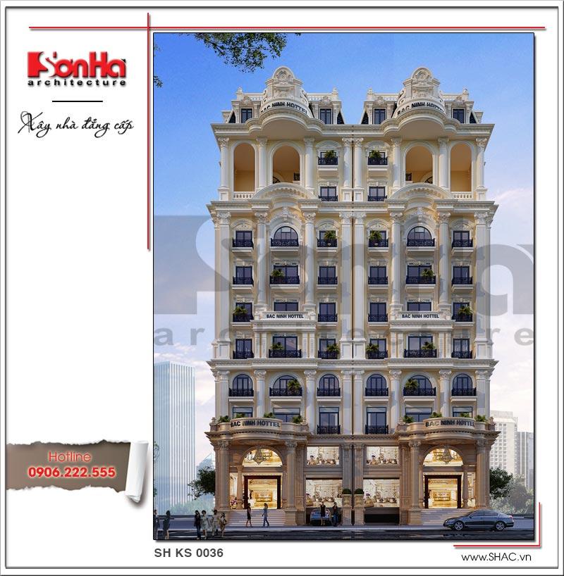 Khách sạn cổ điển 4 sao
