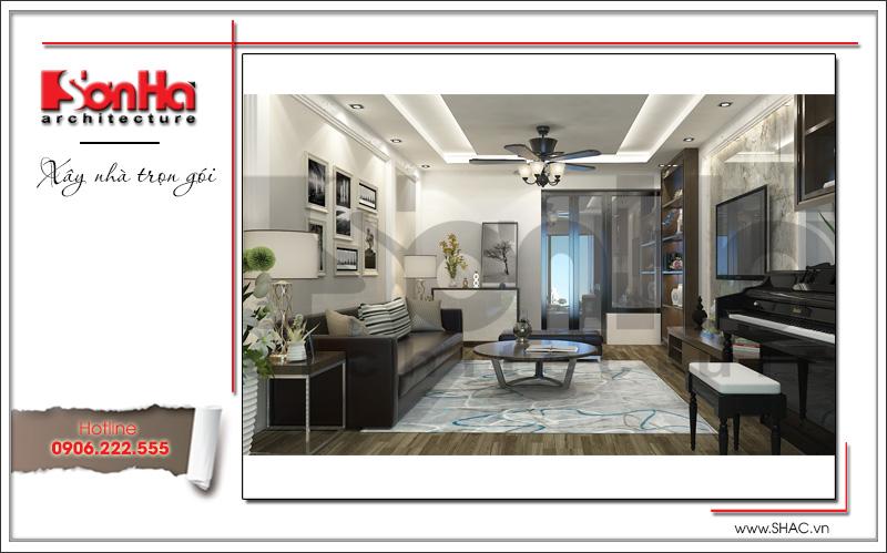 các kiểu phòng khách hiện đại đẹp và đơn giản