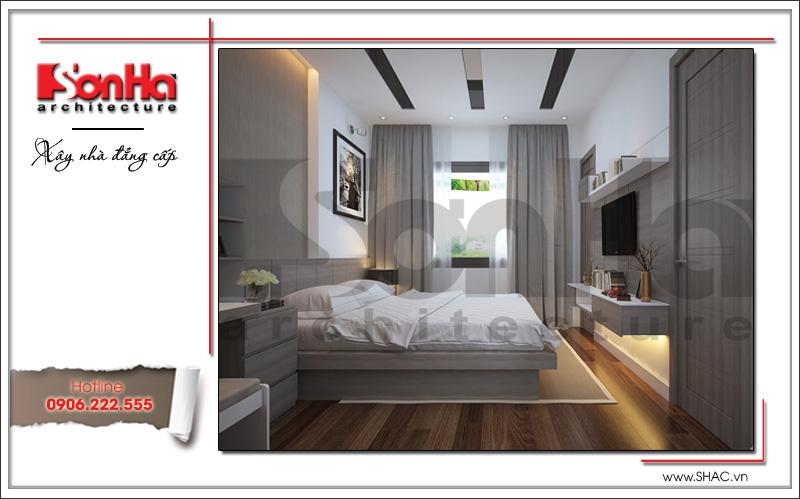 những mẫu thiết kế nội thất phòng ngủ đẹp hiện đại