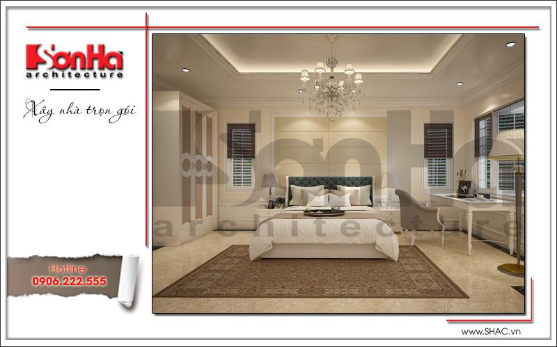 thiết kế phòng ngủ dành cho con gái lớn