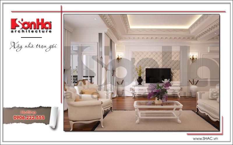 các mẫu nội thất phòng khách chung cư đẹp và thoáng đãng