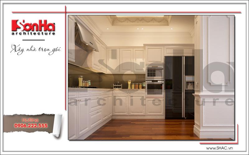 tủ bếp căn hộ chung cư đẹp nhất